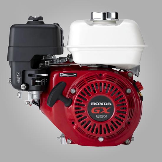 Motor a explosión - 5,5 HP GX160