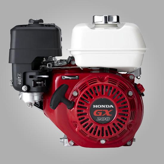 Motor a explosión - 6,5 HP GX200