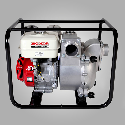 "Motobomba 3"" - Aguas turbias WT30X"