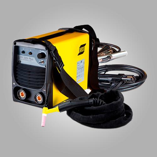Soldadora electrodo o MIG LHN 220i Plus