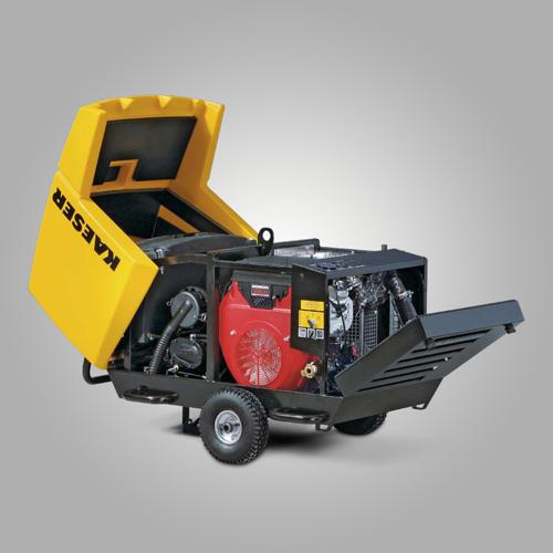 Compresor móvil MOBILAIR M15