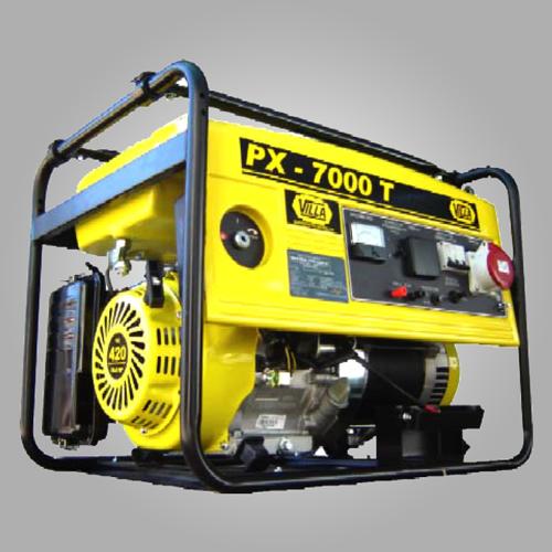 Grupo electrógeno 7 kW - 380V PX-7000-T