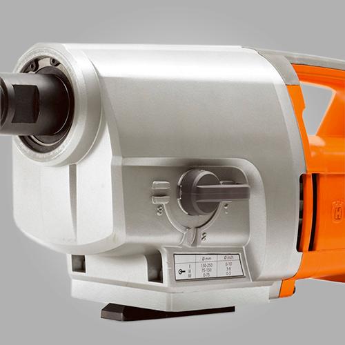 Extractora de testigos DMS-280